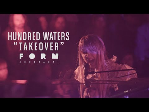 """Hundred Waters - """"Takeover"""" 