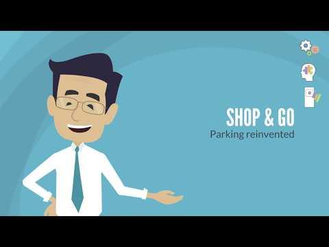 Amano Shop&Go App