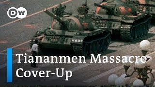 How China is covering up the 30th anniversary of the Tiananmen Square massacre | DW News