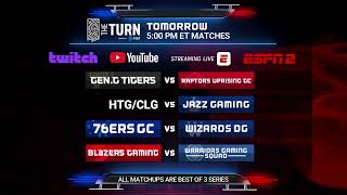 NBA 2K League THE TURN Powered by AT\u0026T Day 1