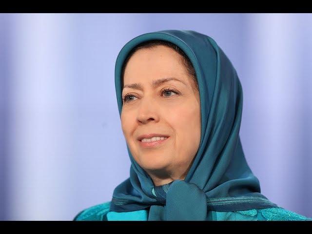 Discours de Maryam Radjavi au grand rassemblement pour un Iran libre à Villepinte 1 juillet 2017