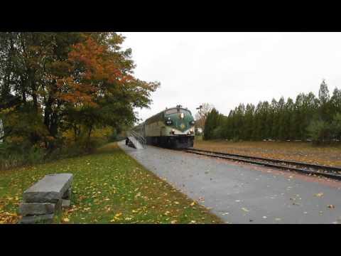 RARE! LAST MAINE EASTERN PASSENGER TRAIN!!!