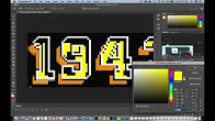 PIXEL: LED Art - YouTube