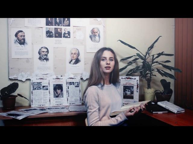 Изображение предпросмотра прочтения – НадеждаАгеева читает произведение «Мне нравится, что Вы больны не мной...» М.И.Цветаевой