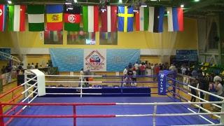 Международного турнира памяти М.-С. Умаханова : Доминикан. респ. до 18