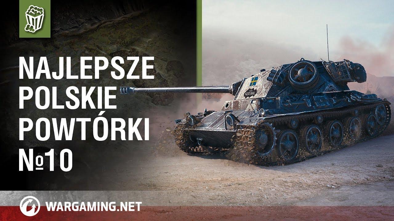 Najlepsze polskie powtórki №10 [World of Tanks Polska]