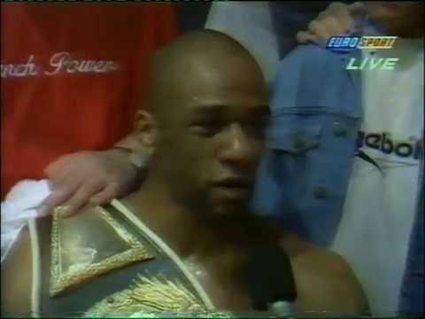 "Paul ""Silky"" Jones KO1 Damien Denny WBO Intercontinental Super Welterweight title"