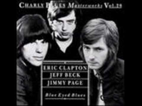 Eric Clapton & Jimmy Page /  Draggin' My Tail