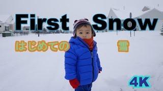 (ЛК-100 4К фільм) Перший сніг (2015 взимку Огайо)
