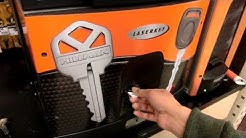 DIY Key duplication machine at Home Depot