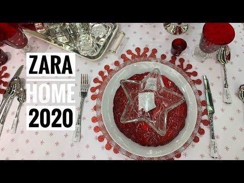 ШОППИНГ ВЛОГ В ZARA HOME 🎄 НОВЫЙ ГОД 2020 / Офелия