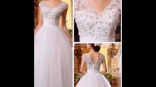 Cвадебные платья и свадебные платья фото Тел: 8-961-828-79-46.(Магазин свадебной и вечерней моды