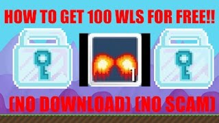 HOW TO GET 100 WLS FOR FREE!! (NO SCAM) (NO DOWNLOAD)