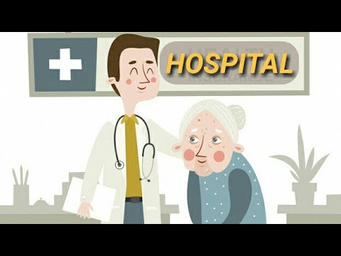 at-the-doctor---hospital-|-english-lesson