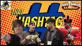 Alex Heartman (Jayden from Power Rangers Samurai) Tells Funny Stories About His Season