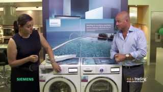 Siemens i-Dos Washing Machine & Dryer Review by E&S Trading