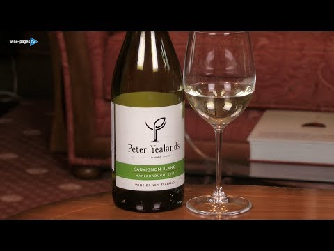 Peter Yealands, Sauvignon Blanc 2017, wine review