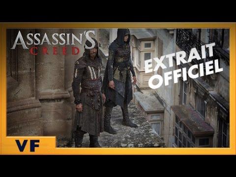Assassin's Creed - Extrait Le saut de la foi [Officiel] VF HD
