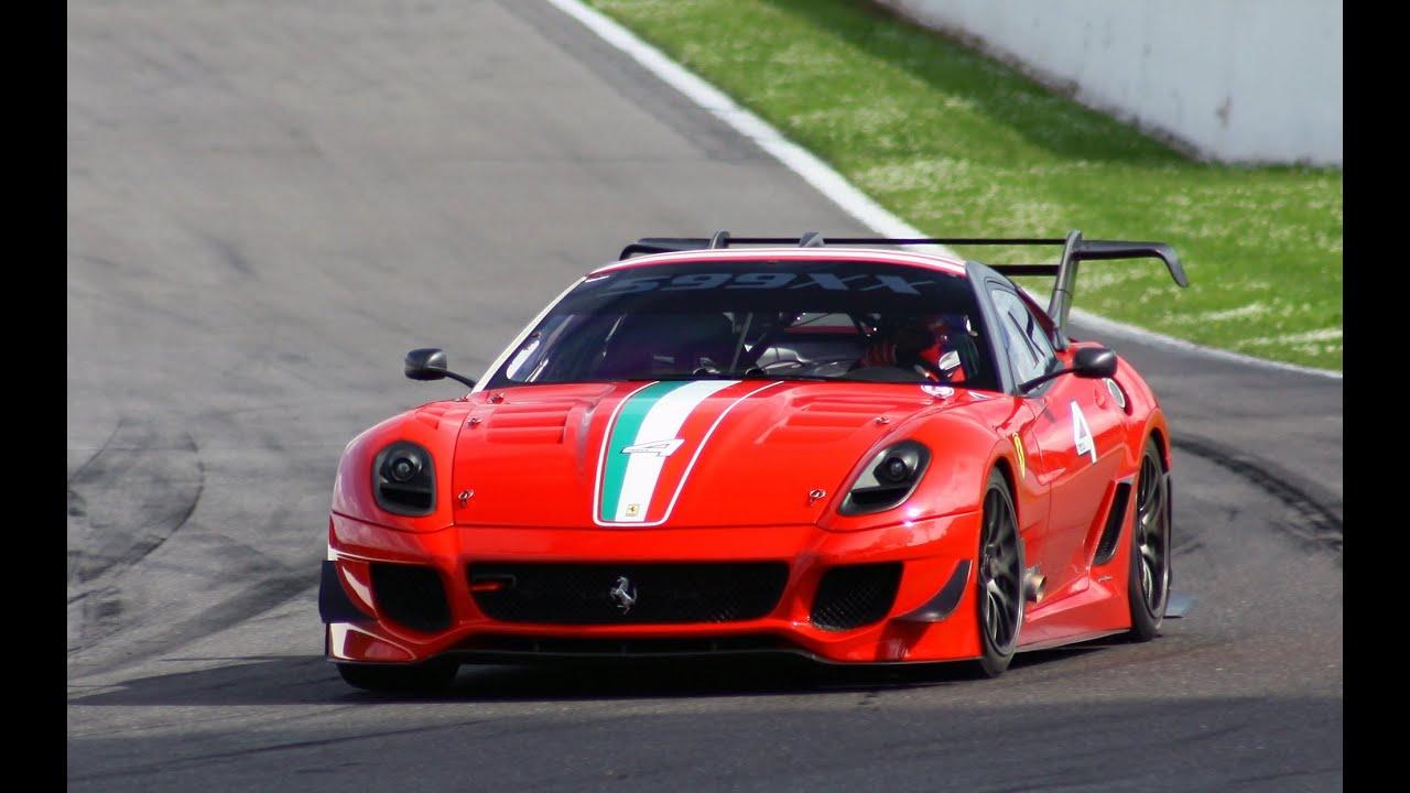 Free Wallpaper Ferrari Car Ferrari 599xx Evolution Pure Sound Youtube