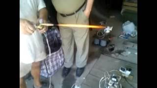 Водородное отопление газом Брауна