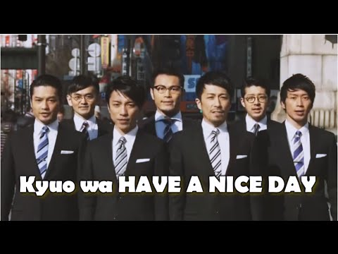 WORLD ORDER - Have a nice day (Romaji lyric)