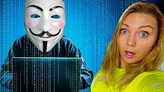 PROJECT ZORGO Реакция на хакера в реальной жизни