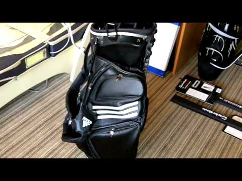 Adidas Tour Stand Bag - Golf Product Review