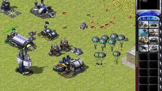C&C Red Alert 2 Megapack Challenge 1v7 - Delux Island wars Plus - British - Random