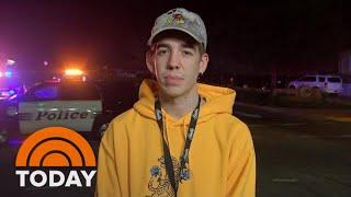 Eyewitness Details Horror In Thousand Oaks Bar Shooting | TODAY