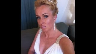 Свадебная прическа с диадемой в греческом стиле. Прически. Выпуск 9.