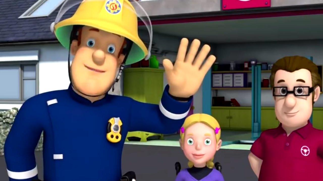 Sam Le Pompier Conseils De Securite 50 Minutes Dessin Anime