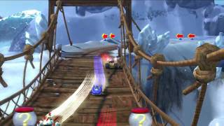 Sega All-stars Racing Christmas Official HD video game trailer PC PS3 X360 Wii DS