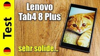 Lenovo Tab4 8 Plus   sehr solide aber weniger beeindruckend