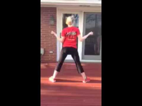 2014 Versailles High School Tryout Dance