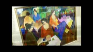Itzchak Tarkay Paintings - Famous Artist Tarkay