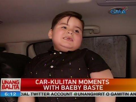 UB: Car-kulitan moments with Baeby Baste