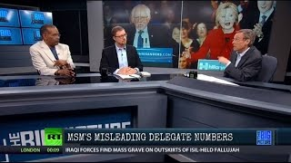 Why Should Bernie Drop Out Before the Convention? Progressive Roundtable