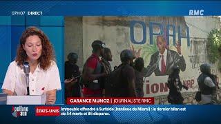 Haïti : ce que l'on sait de l'assassinat du président Jovenel Moïse