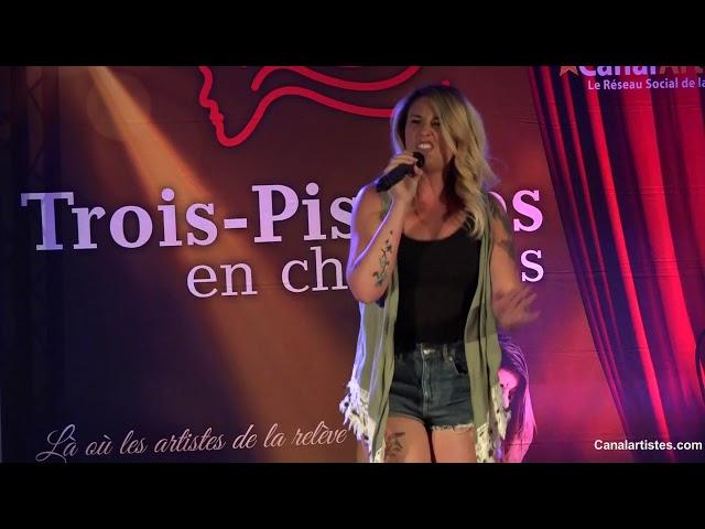 Gabrièle Brunet - Lauréate - Catégorie country