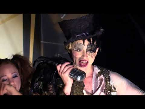 The Bearded Ladies Cabaret in MARLENE & THE MACHINE (pt2)