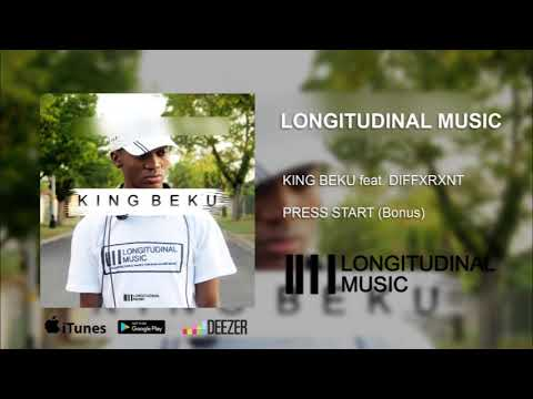 King Beku feat. Diffxrxnt - Press Start (Bonus) (Official Audio)