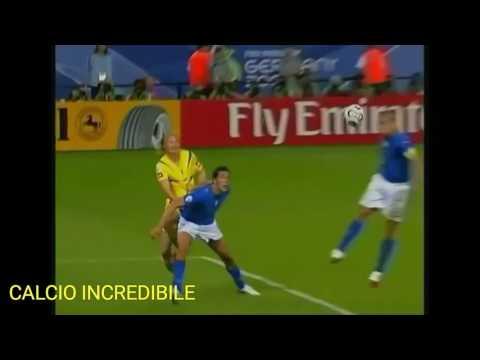 Tutti i gol dell'Italia nei Mondiali del nuovo millennio (2002 , 2006 , 2010 , 2014)