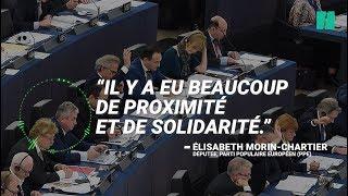 Après la fusillade de Strasbourg, des députés européens racontent leur nuit de confinement