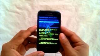 Hard Reset / Restaurar Galaxy Ace Plus GT-S7500L