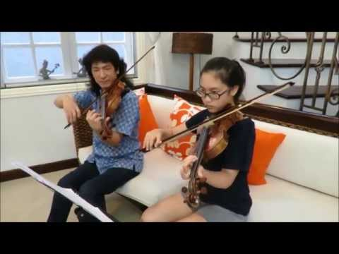 Canon In D - Violin Duet