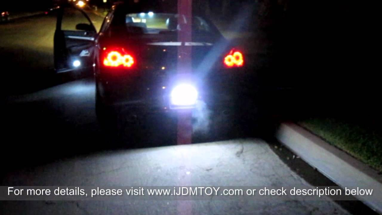 Universal Tilt'able LED Lamps For License Plate Lights or ...