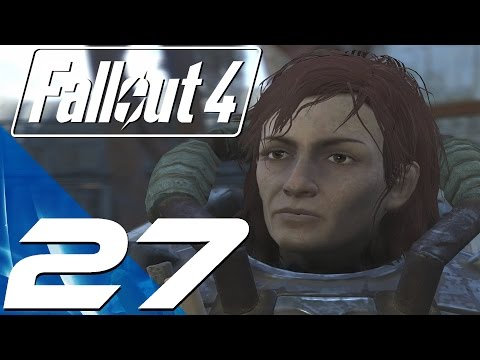 Fallout 4 - Gameplay Walkthrough Part 27 - Building Molecular Teleport Platform