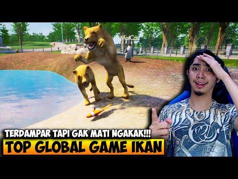 TOP GLOBAL GAME IKAN TERDAMPAR - ZOOKEEPER SIMULATOR INDONESIA #2 - 동영상