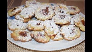 Печенье курабье  Вкуснее чем из магазина!!!