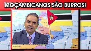 MOÇAMBICAMOS SÃO BURROS E GAYS AFIRMA BISPO HONORILTON GONÇALVES LÍDER DA UNIVERSAL EM MOÇAMBIQUE